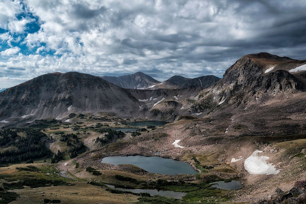 Rawah Wilderness in Colorado