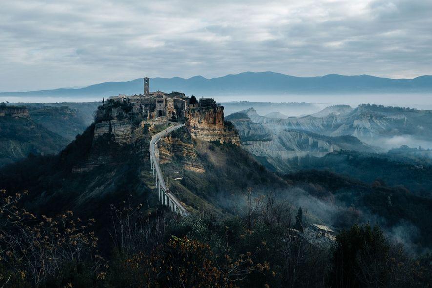 Kann Tourismus Italiens sterbende Stadt retten?