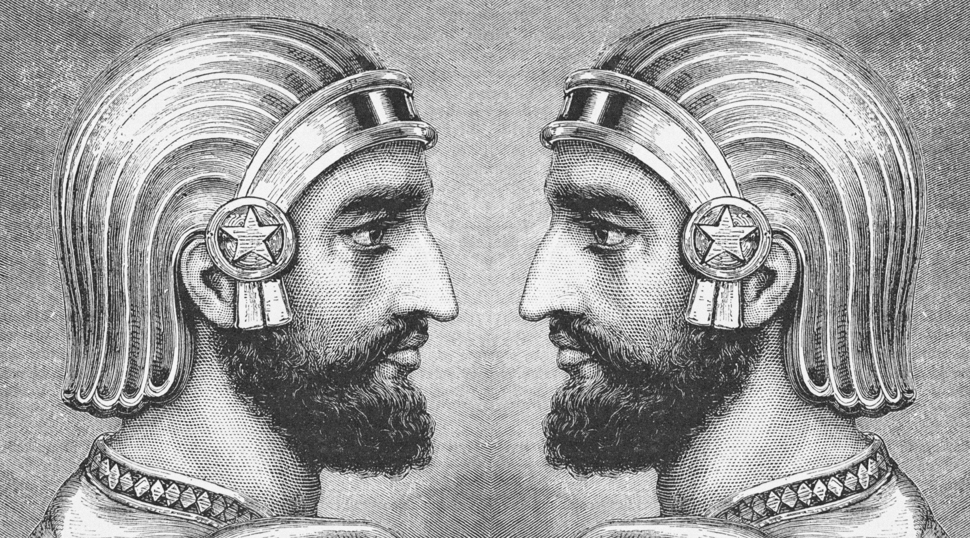 Wer war Kyros der Große?   National Geographic