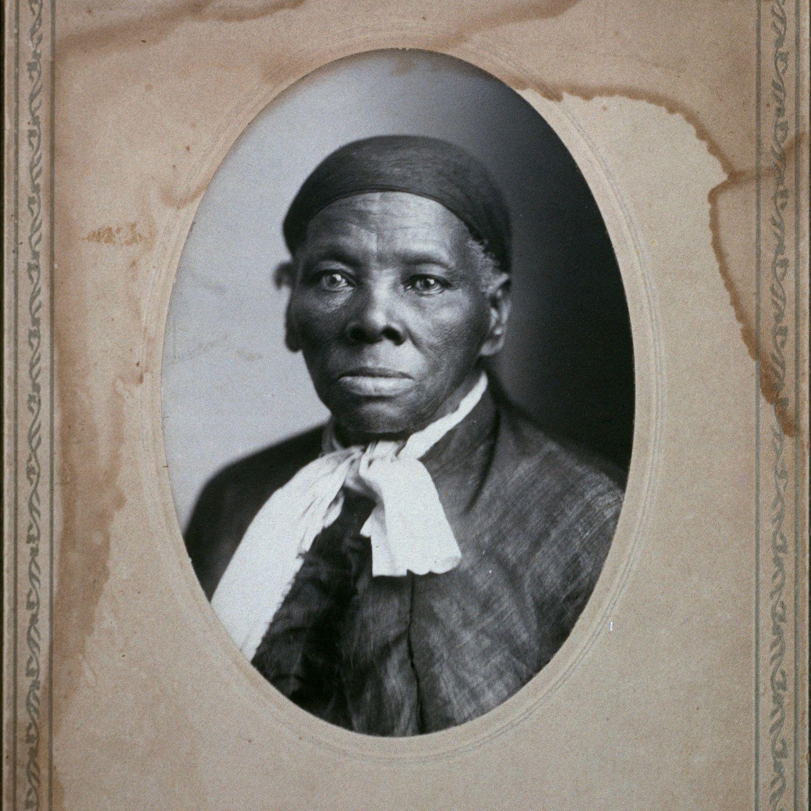 Mit Revolver & Vision: Harriet Tubman riskierte ihr Leben für Sklaven