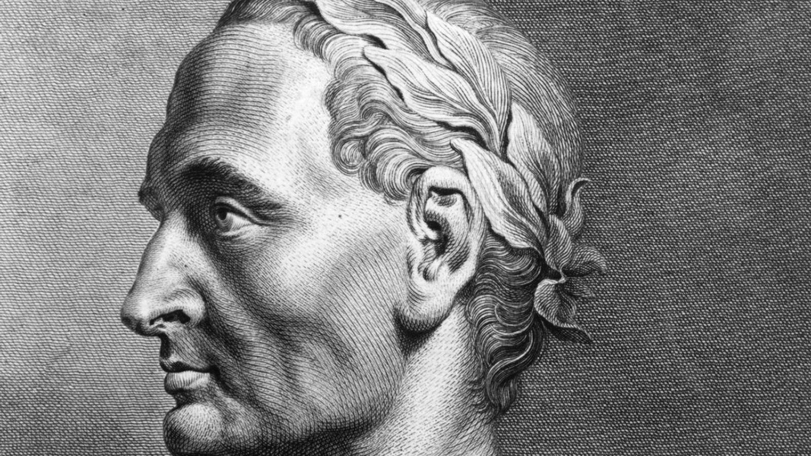 Julius Caesar war nicht nur für seine politischen und militärischen Erfolge berühmt, sondern auch für seine ...