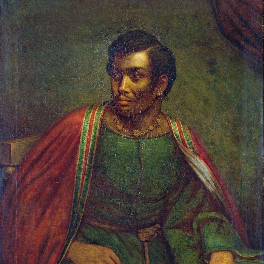 """In William Shakespeares """"Othello"""" spielt ein maurischer Feldherr der venezianischen Armee die Hauptrolle. Der afrikanische Schauspieler ..."""