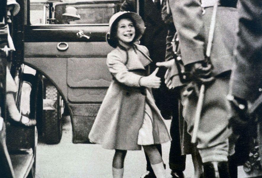 Das Leben der Königskinder in historischen Aufnahmen