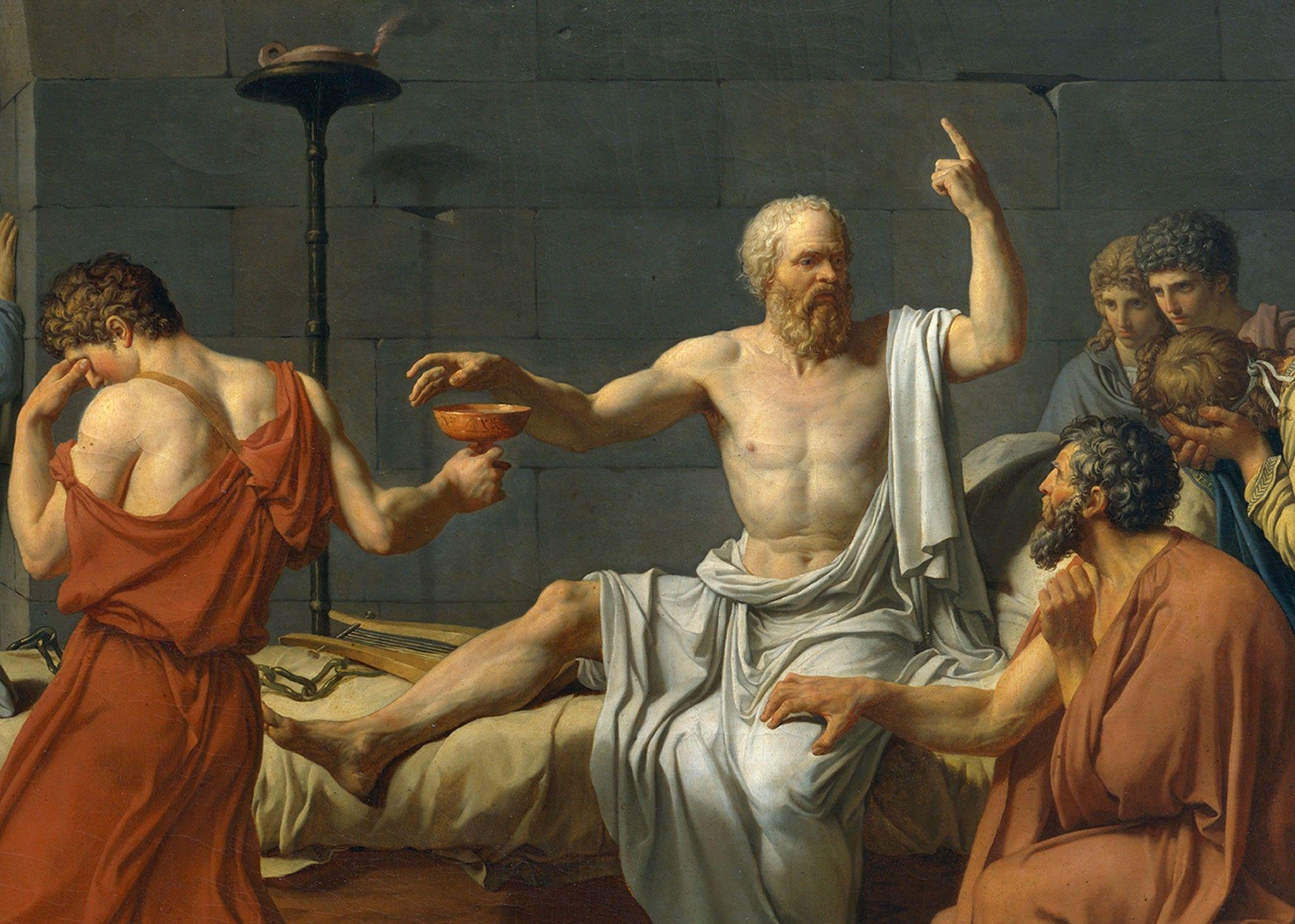 Wer war Sokrates?