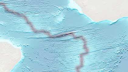 """Superschnelles """"Bumerang-Beben"""" erschüttert den Atlantik"""