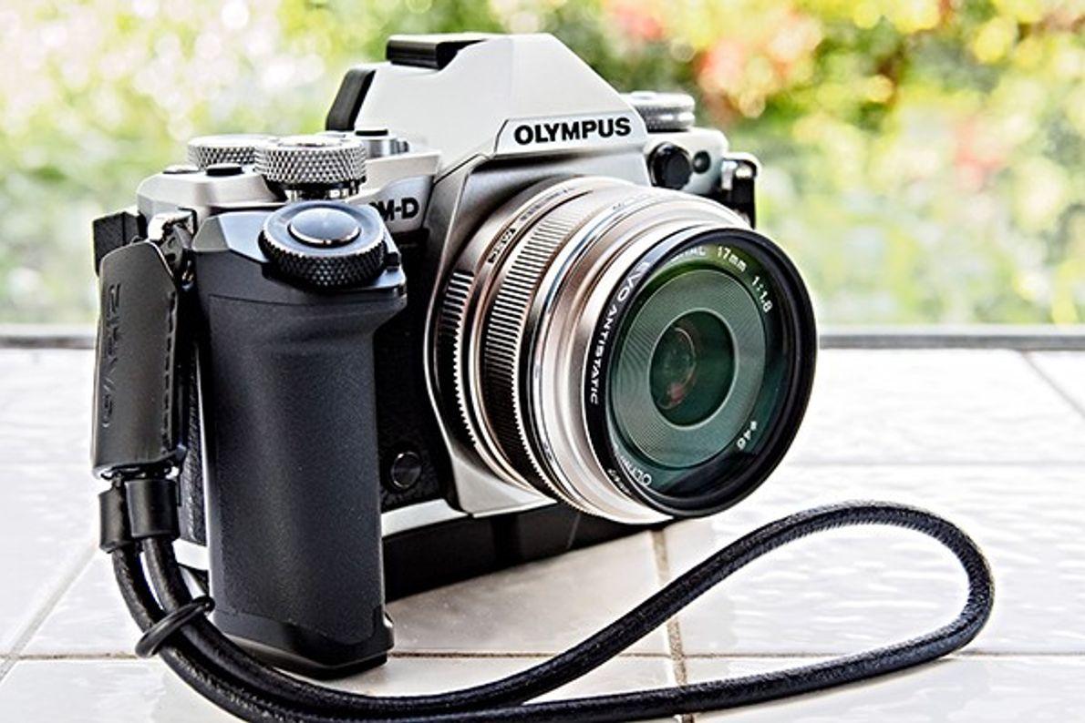 Bild der Olympus OM-D E-M5 Mark II