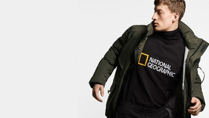 National Geographic Apparel: Der Launch