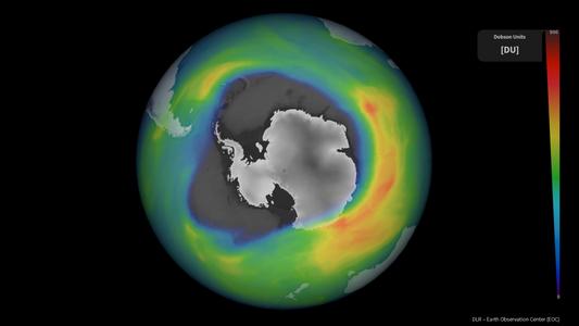 Klimaschutz: Wie steht es um das Ozonloch?