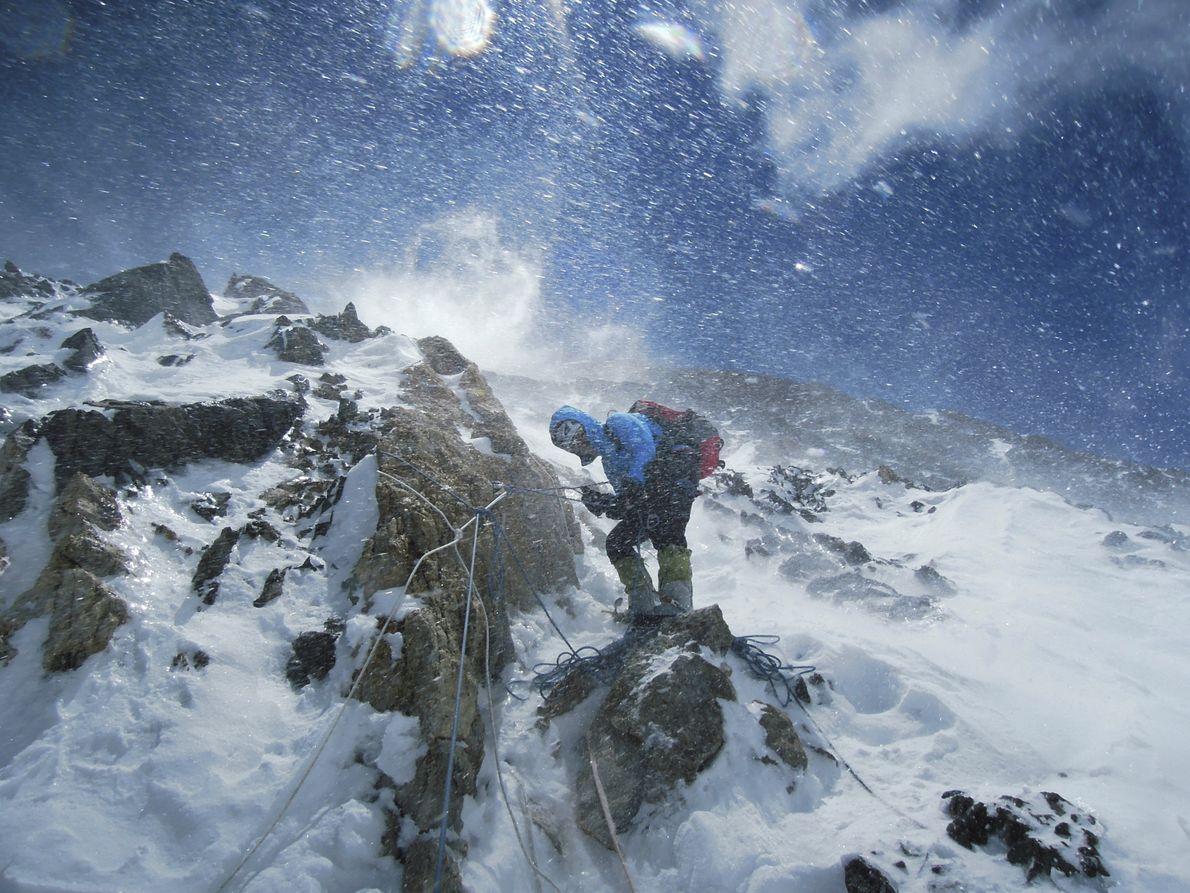 Bergsteigerin Gerlinde Kaltenbrunner