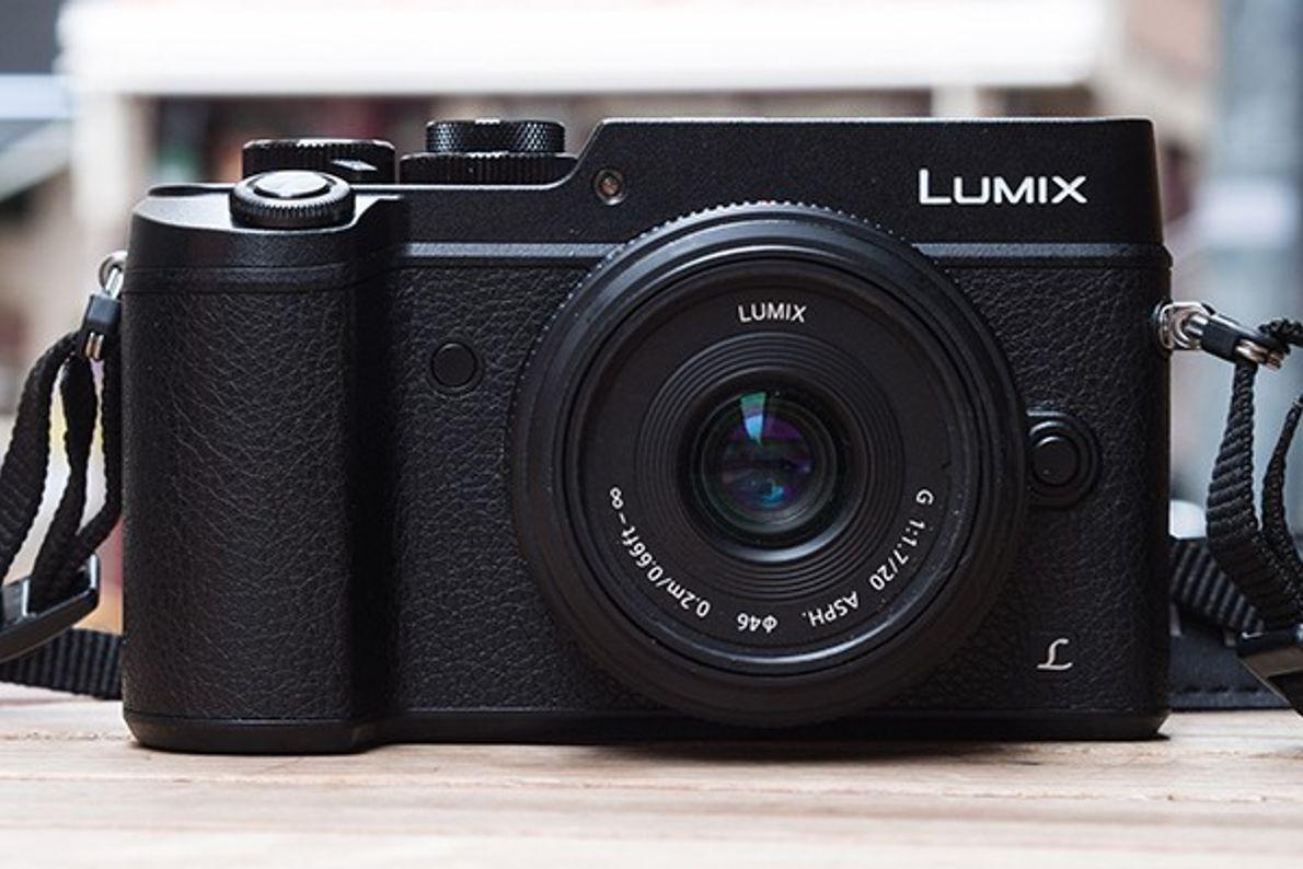 Bild der Panasonic Lumix GMC GH8