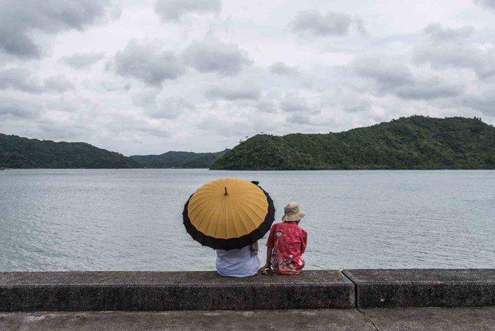 In Ogimi bietet die Natur ein stressfreies Leben inmitten landschaftlicher Schönheit.