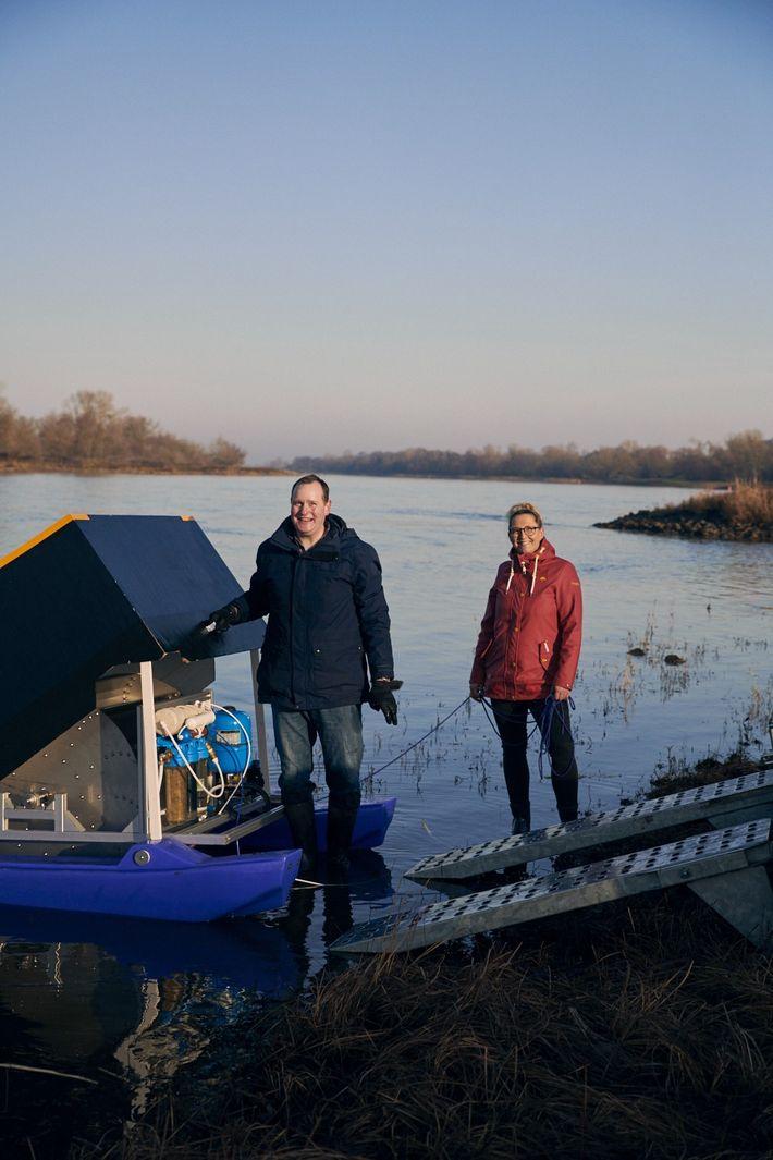 Zwei Magdeburger revolutionieren mit dem Waver die Trinkwasserversorgung