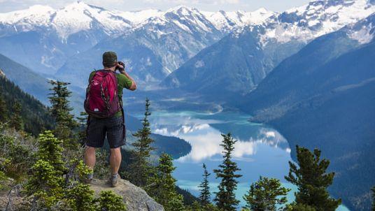 Auf Tuchfühlung mit der Natur in British Columbia