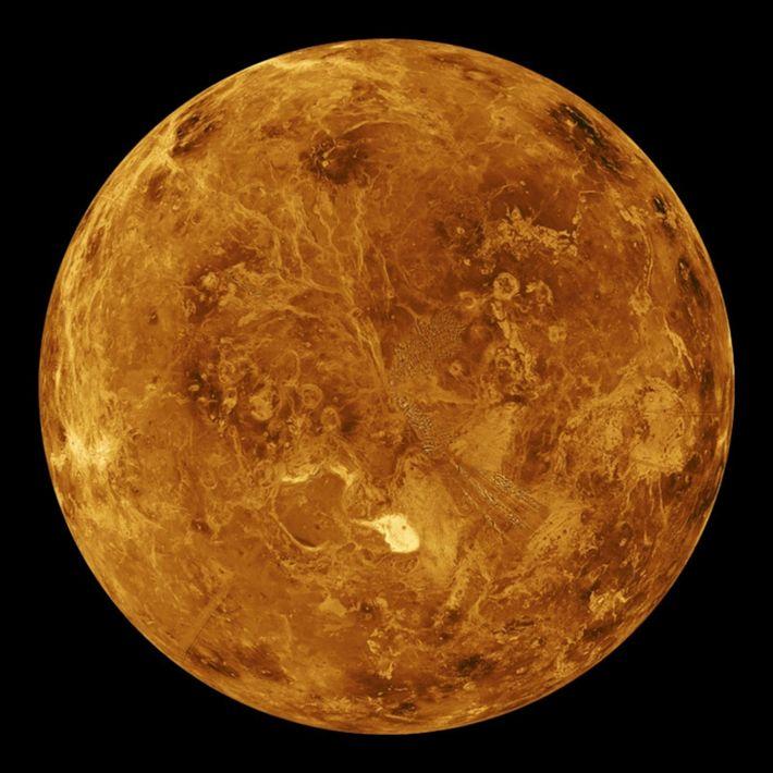 Oberfläche Venus
