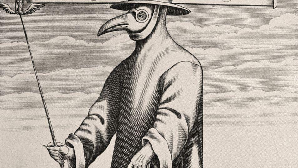 Foul Fashion: Ein Blick hinter die Maske der Pestdoktoren