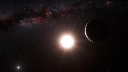 """""""In Nichts aufgelöst!"""" Der Planet, der unserem Sonnensystem am nächsten liegt, ist verschwunden."""