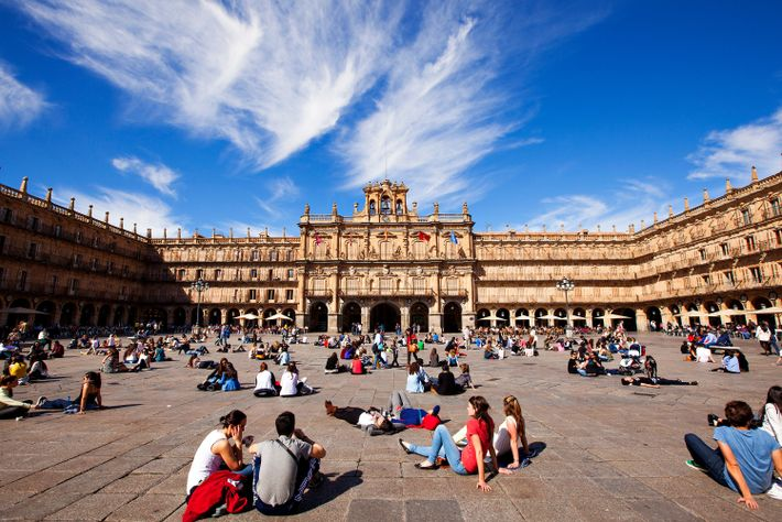 Plaza Mayor von Salamanca