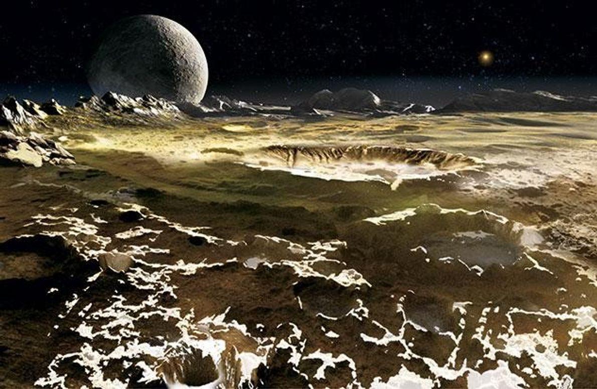 Pluto-Szenario 2