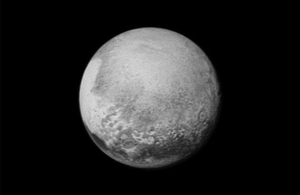 Plutos Herz