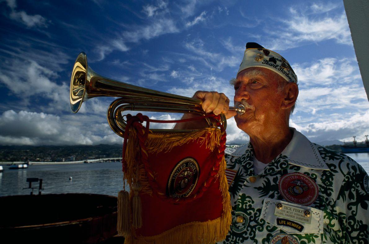 Gedenken an Pearl Harbor