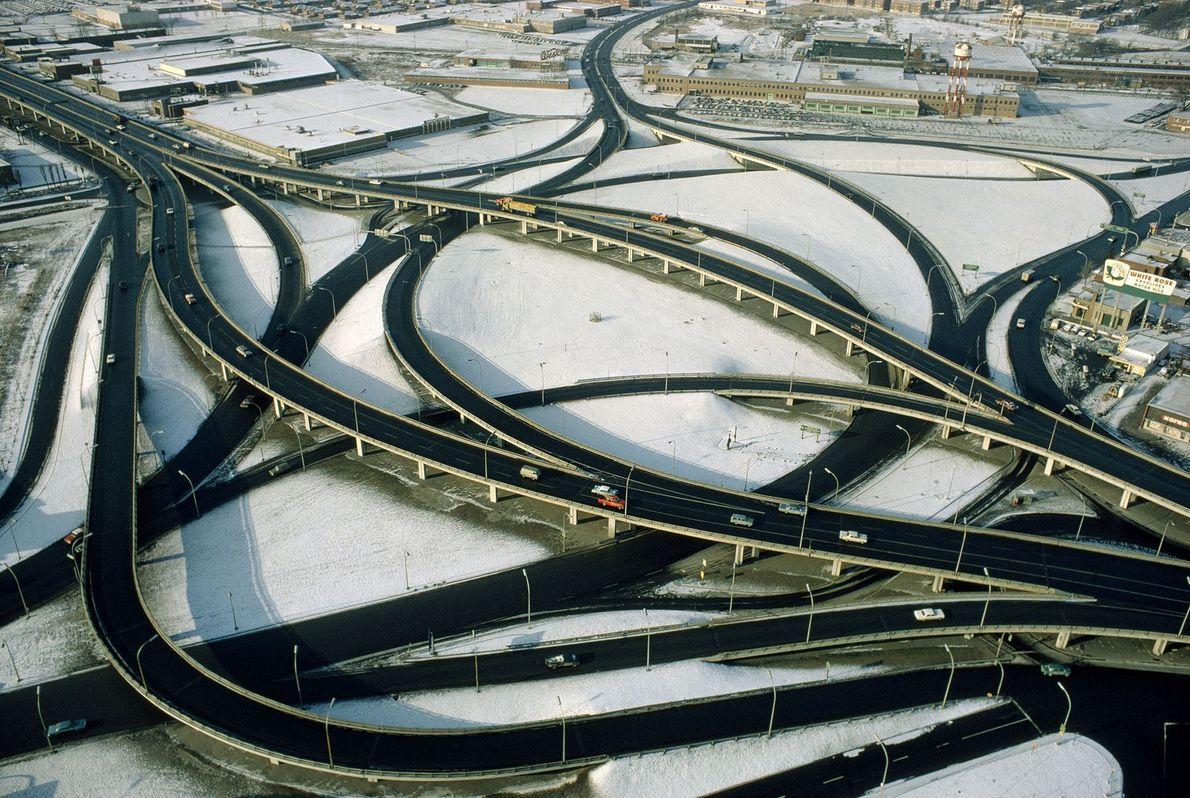 Highways in Montreal, Quebec