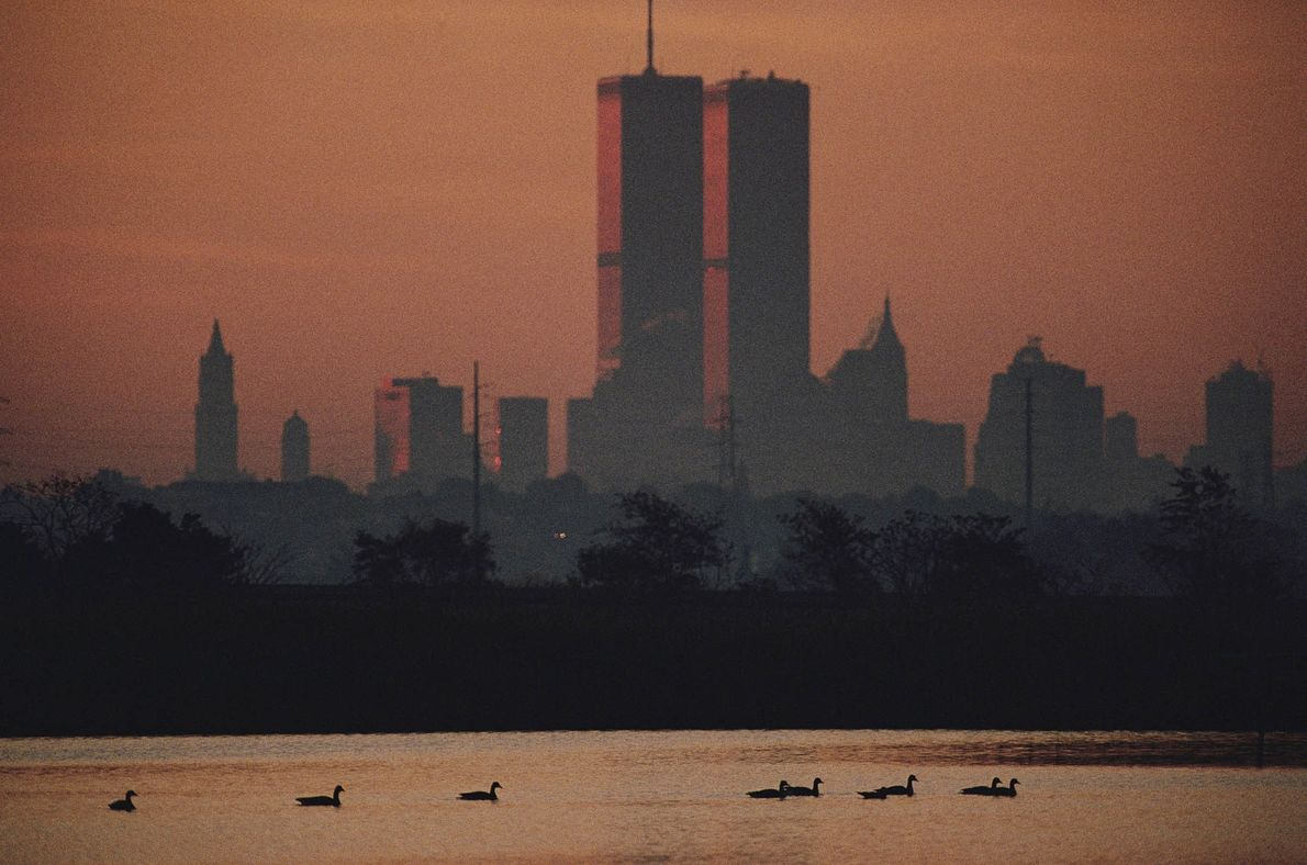 Twin Towers des World Trade Center