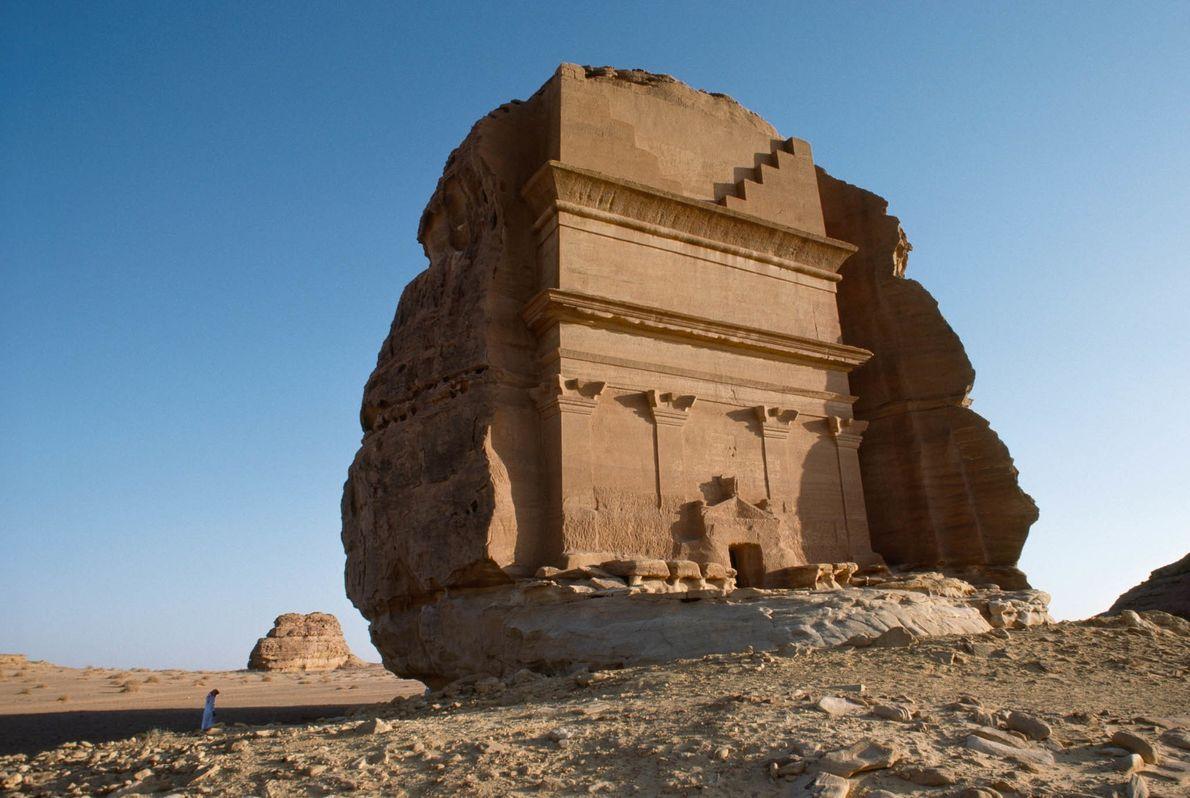Mausoleum in Hegra