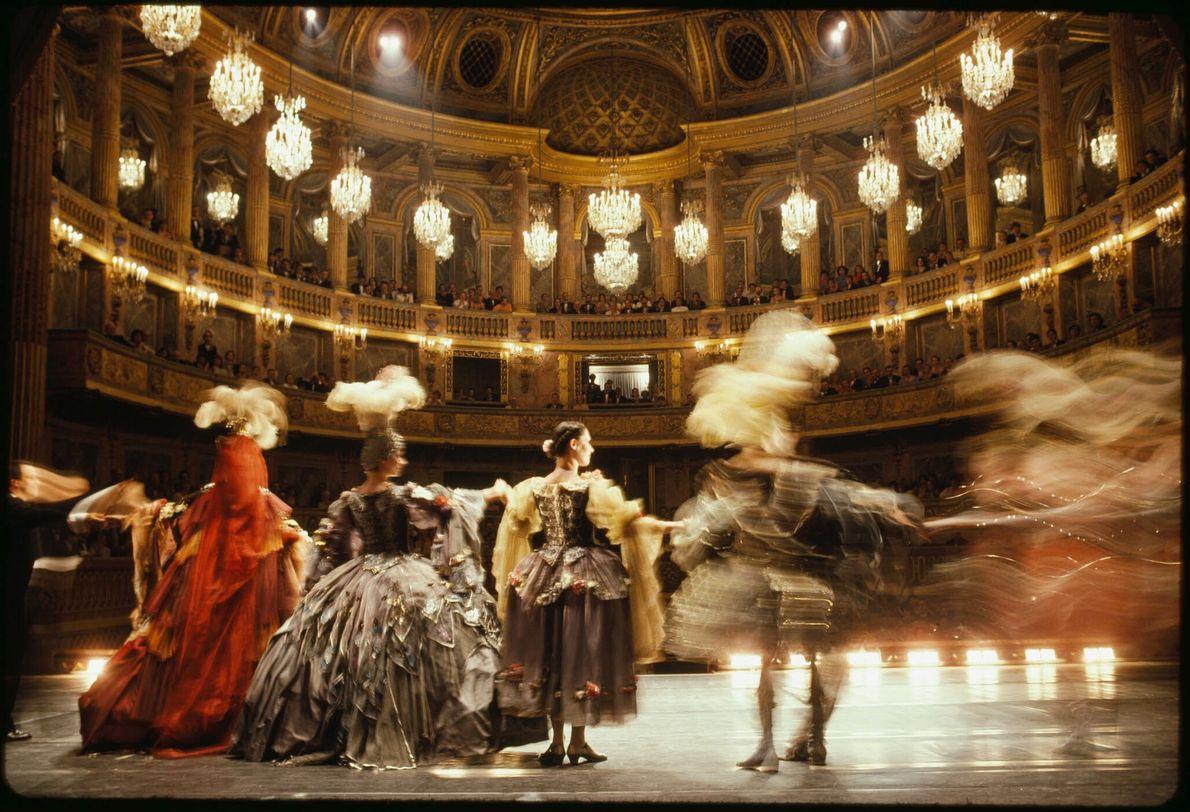 Königlichen Oper im Schloss von Versailles