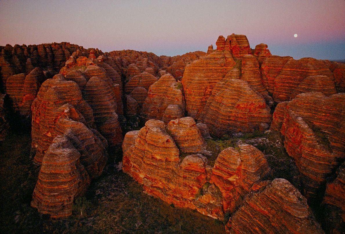 Rote Sandsteinformationen