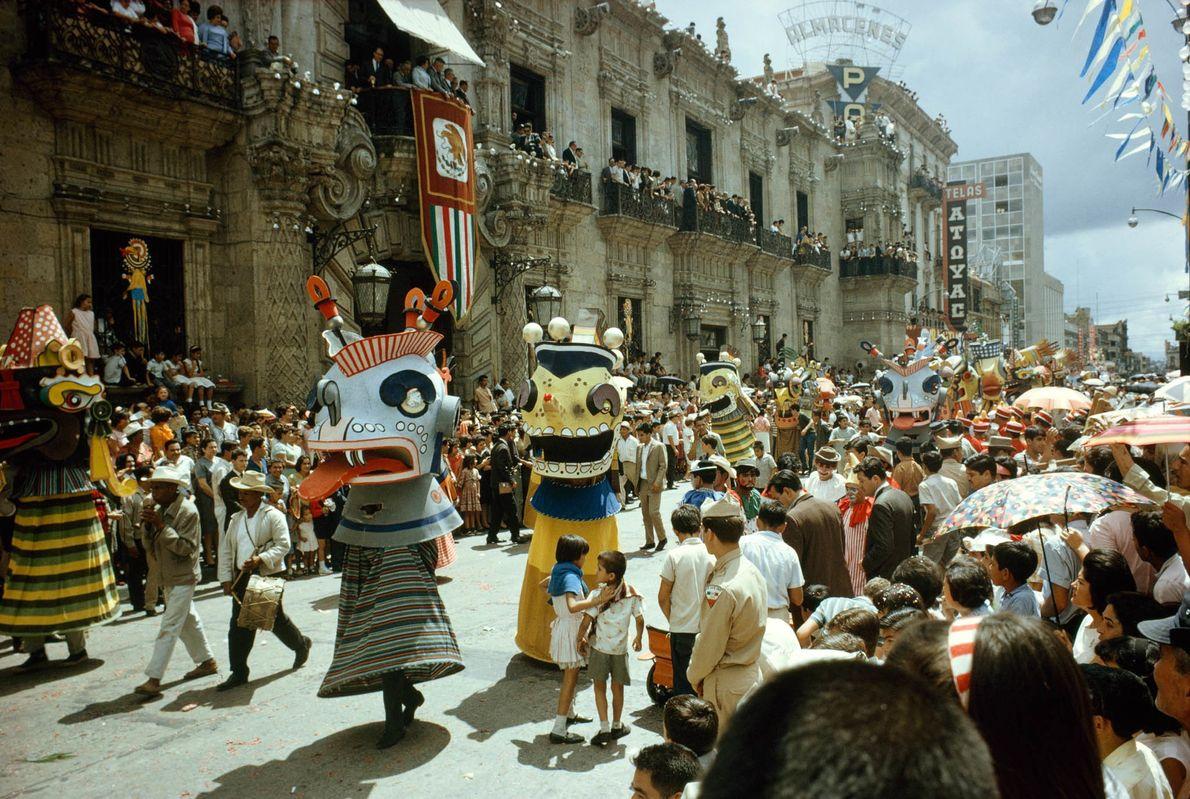 Oktober-Festival in Guadalajara