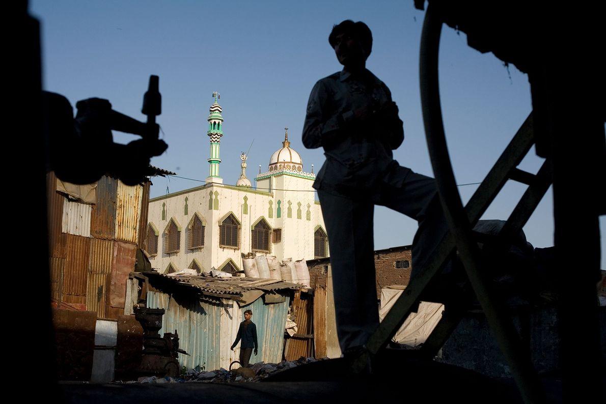 Moschee in Mumbai