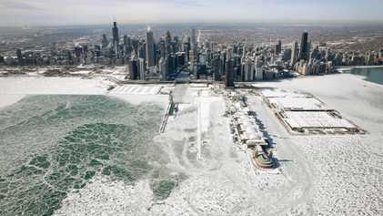Der Polarwirbel kommt – und bringt einen eisigen Winter