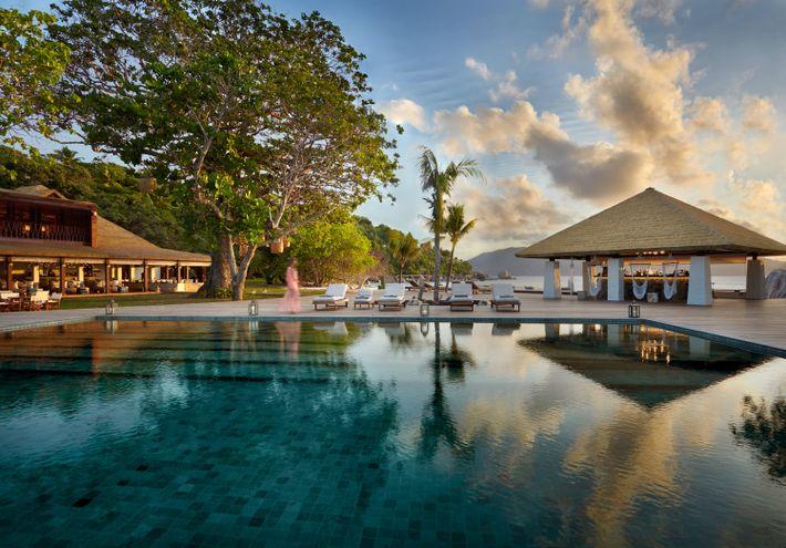 Six Senses Zil Payson, Seychellen