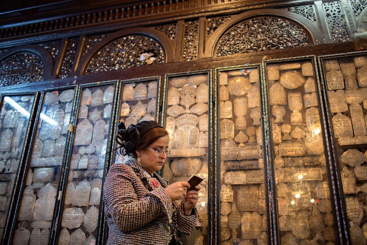 Ghriba-Synagoge