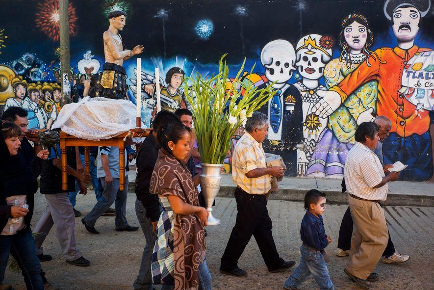 10 Dinge, die man über den Día de Muertos wissen sollte