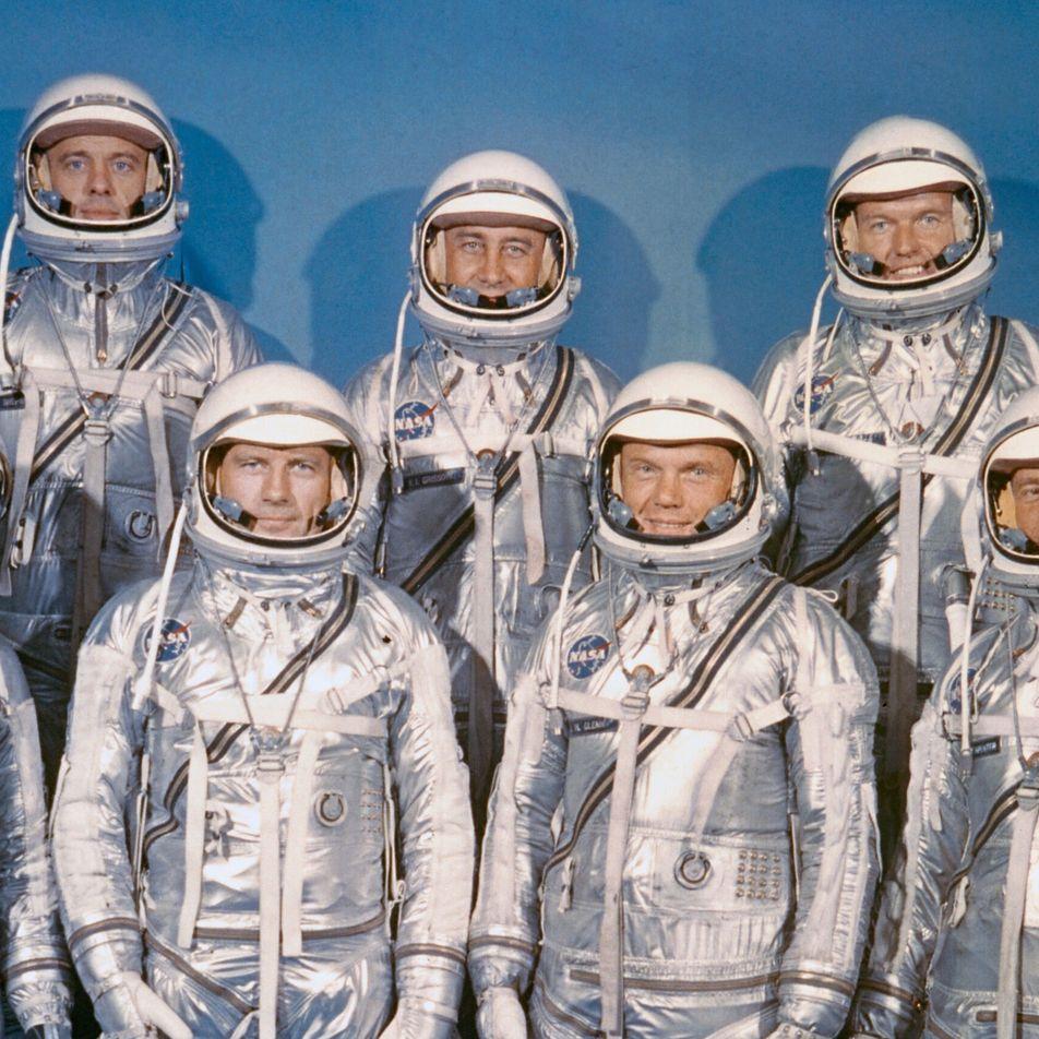 Vorstoß ins Unbekannte: Amerikas erstes Raumfahrtprogramm