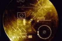 Cover der Voyager Golden Record