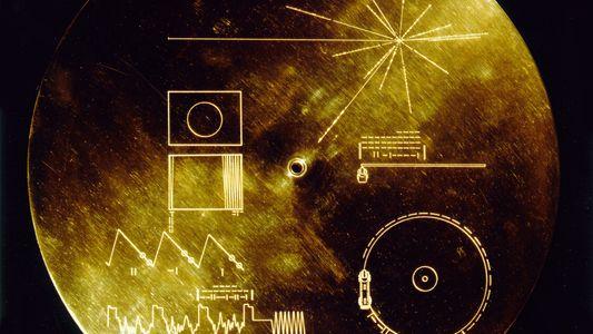 Die Karte, die Außerirdischen den Weg zur Erde weisen kann