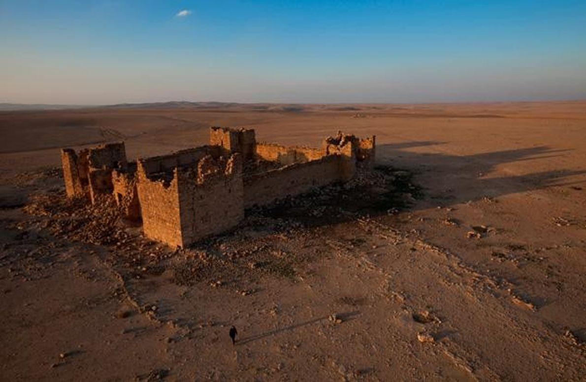 Qasrbushir, Jordanien