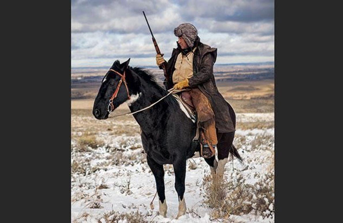 Quarter Horse, die Jagdpferde