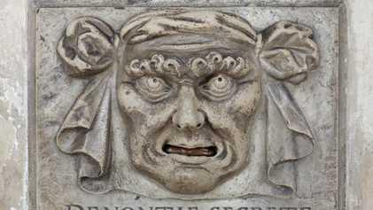 Venedigs Löwenmäuler: So denunzierten die Menschen der Renaissance