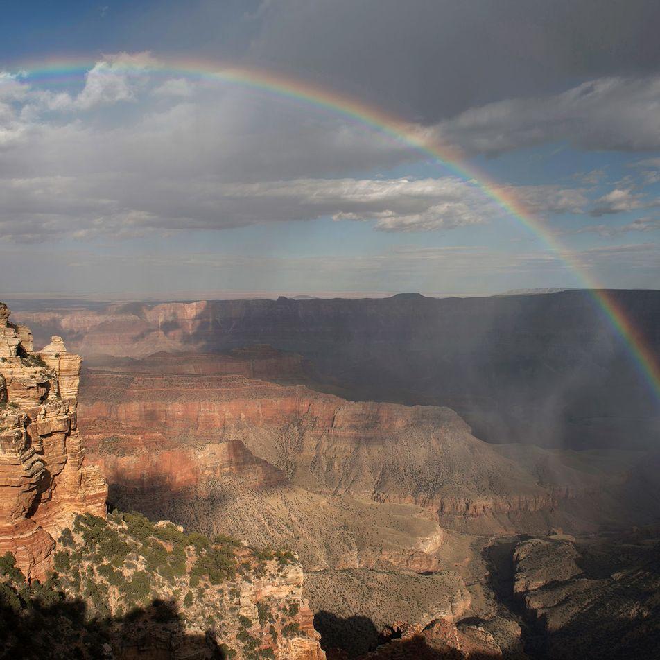 Galerie: 24 magische Bilder von Regenbögen aus aller Welt