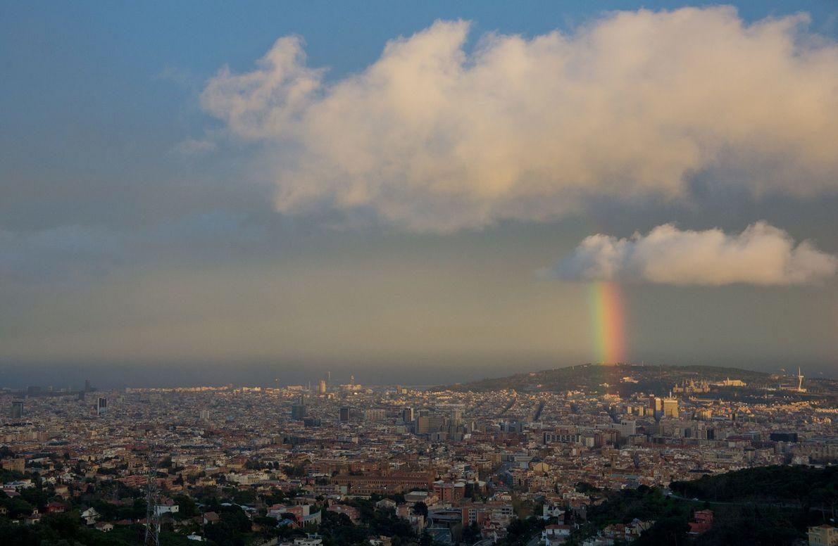 BARCELONA, SPANIEN