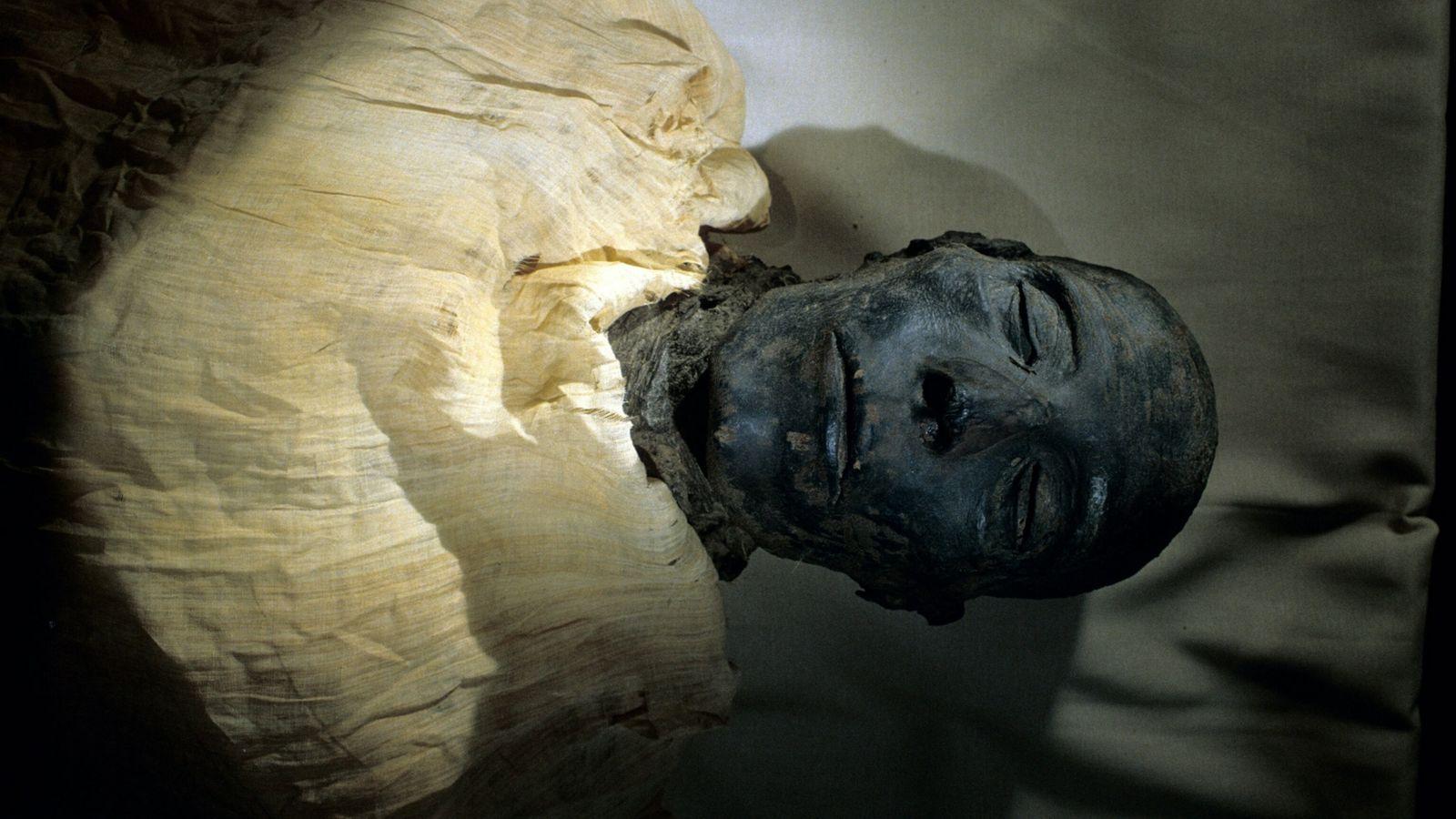 Pharao Seti I.