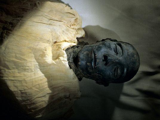 Ägyptens Mumien: Umzug ins brandneue Grabmal
