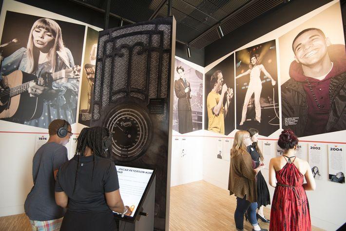 Im National Music Center gibt es ein Musikmuseum und ein Performance Center.
