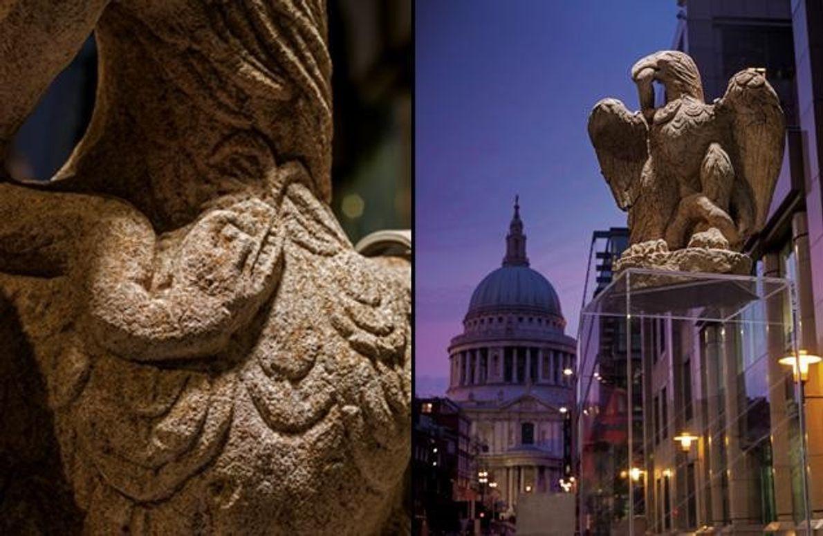 Eine der am besten erhaltenen Skulpturen aus der römischen Zeit wurde 2013 auf einer Hotelbaustelle ausgegraben. …