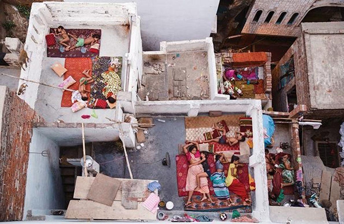 """""""Rooftop Dreams, Varanasi"""""""