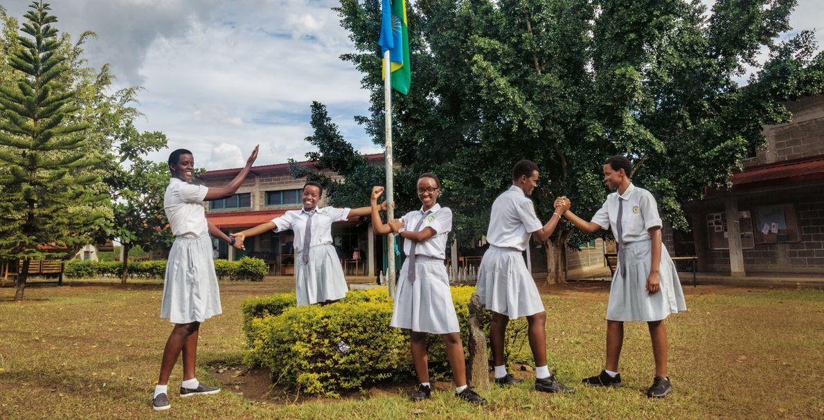 Ruanda erfindet sich neu