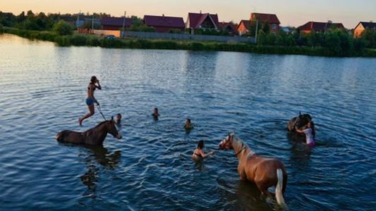 Sommer in Russland